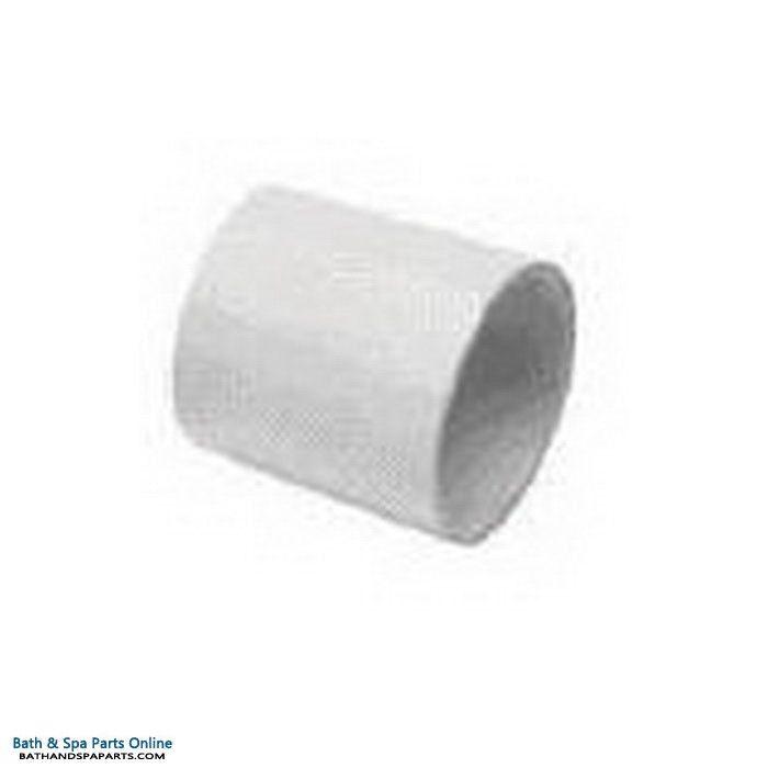 """Lasco SCH40 PVC Coupling [1"""" Slip x 1"""" Slip] (429-010)"""