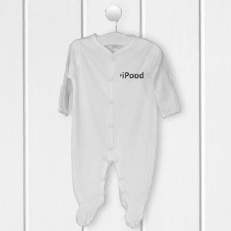 866 best new baby gifts images on pinterest new baby gifts personalised baby grow ipood negle Image collections