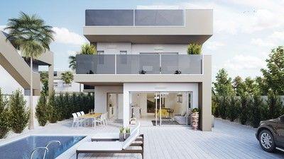 Villa for sale in Torre de la Horadada