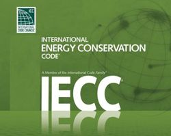Arkansas' Energy Code for New Building Construction (effective January 1, 2015), adopted part of the IECC 2009 code