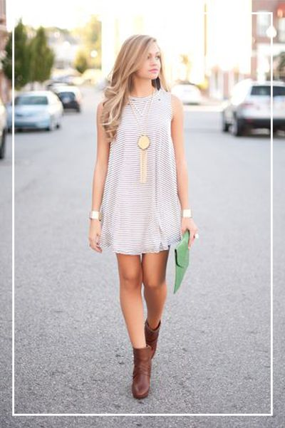 17 Ways to Wear Your Boots This Spring 2015 | 1:20 Photography Blog | www.120Photography.com/blog | Lifestyle blog for high school girls | Dallas Fort Worth Custom Senior Portrait Photographer