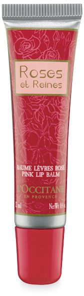 Roses et Reines Pink Lip Balm