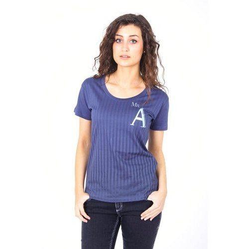 Emporio Armani ladies t-shirt short sleeve AGH60 AX QG