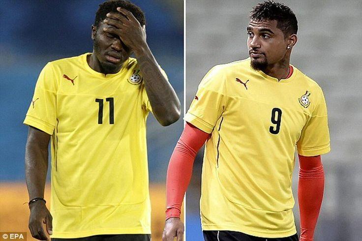 Jonathan Mensah Wants Kevin Boateng Muntari Return For AFCON