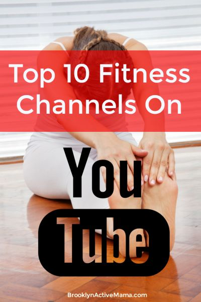 Blog post at Brooklyn Active Mama :   Top 10 Fitness Channels on YouTube  One of the coolest things about Youtube is that there is a TON of fitness options! You barely [..]