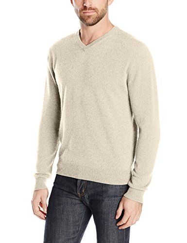 Weatherproof Vintage Men's Cashmere Crewneck Sweater