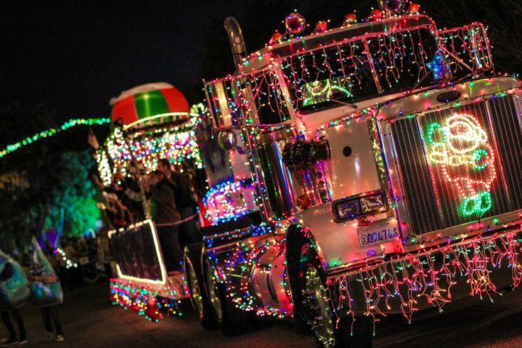 Christmas Parade float.   Temecula Chilled   Pinterest   Christmas ...