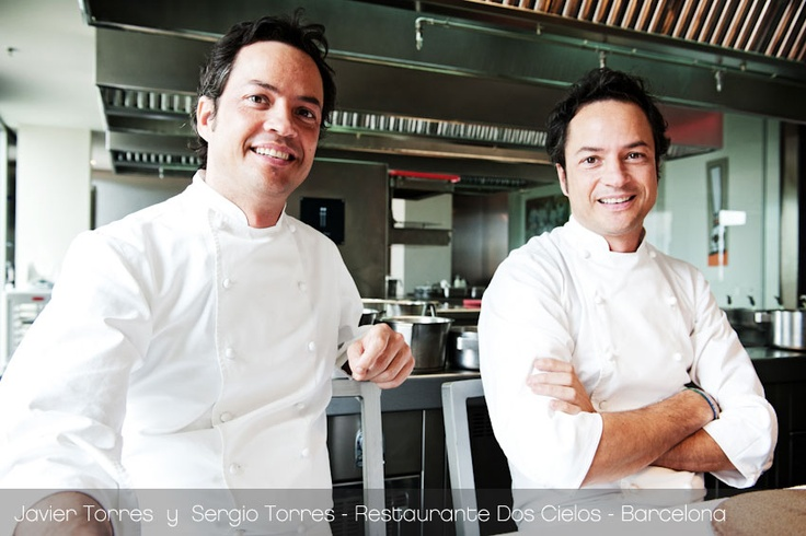 http://www.acerbimoretti.com/#!/page_Portrait  Javier Torres  y  Sergio Torres          Restaurante Dos Cielos - Barcelona