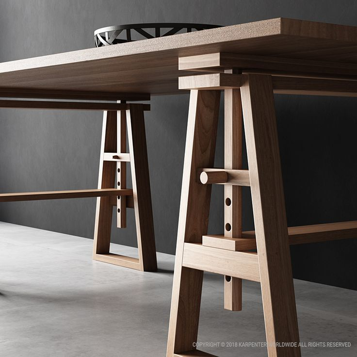 Dining Table, Viking, Solid wood furniture, Table, Wooden Table