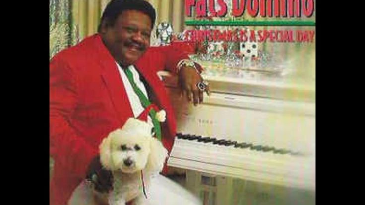 Fats Domino  -  Christmas Is A Special Day  -  [Studio CD album 32]  Rig...
