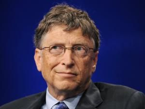 The world's wealthiest man, Bill Gates, would still pick up a $100 bill on the street, but he has no tips about how to get by on less than $100 000 a year.  Oh, and the 58-year-old Microsoft co-founder says he can still leap over a chair, if it is a small one.  Click here to read the full story: http://www.iol.co.za/business/international/bill-gates-on-money-cards-and-dirty-dishes-1.1644949#.Uvn0vqJN_Zs