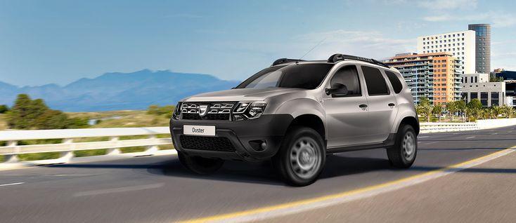 Dacia Duster Van w drodze