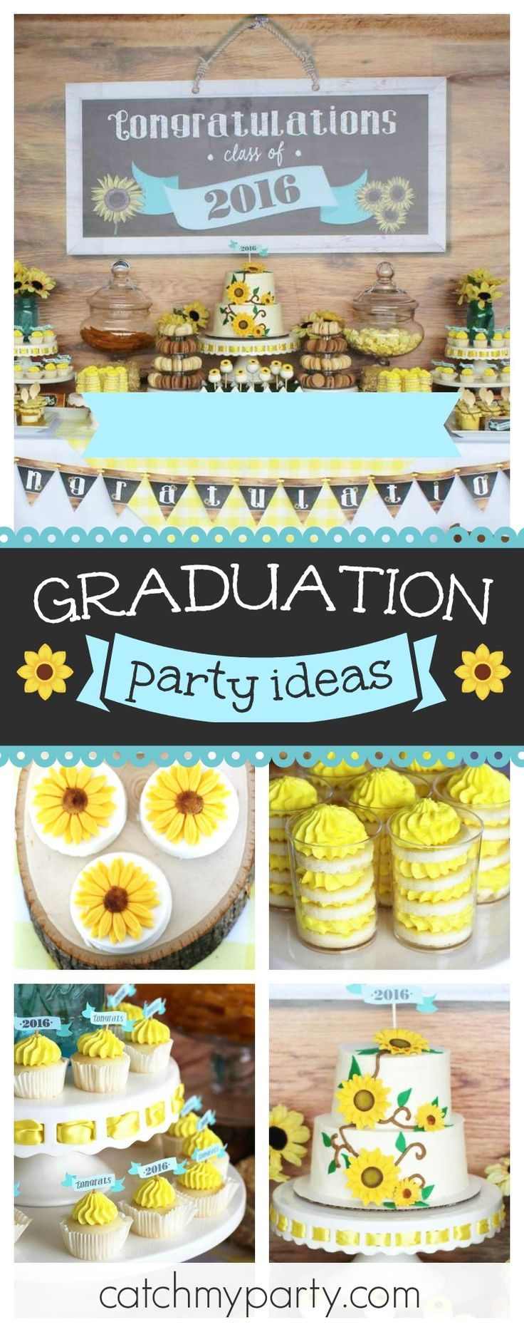 "Graduation Ceremony ""Country themed Graduation Party by Ashleigh Nicole Events"""