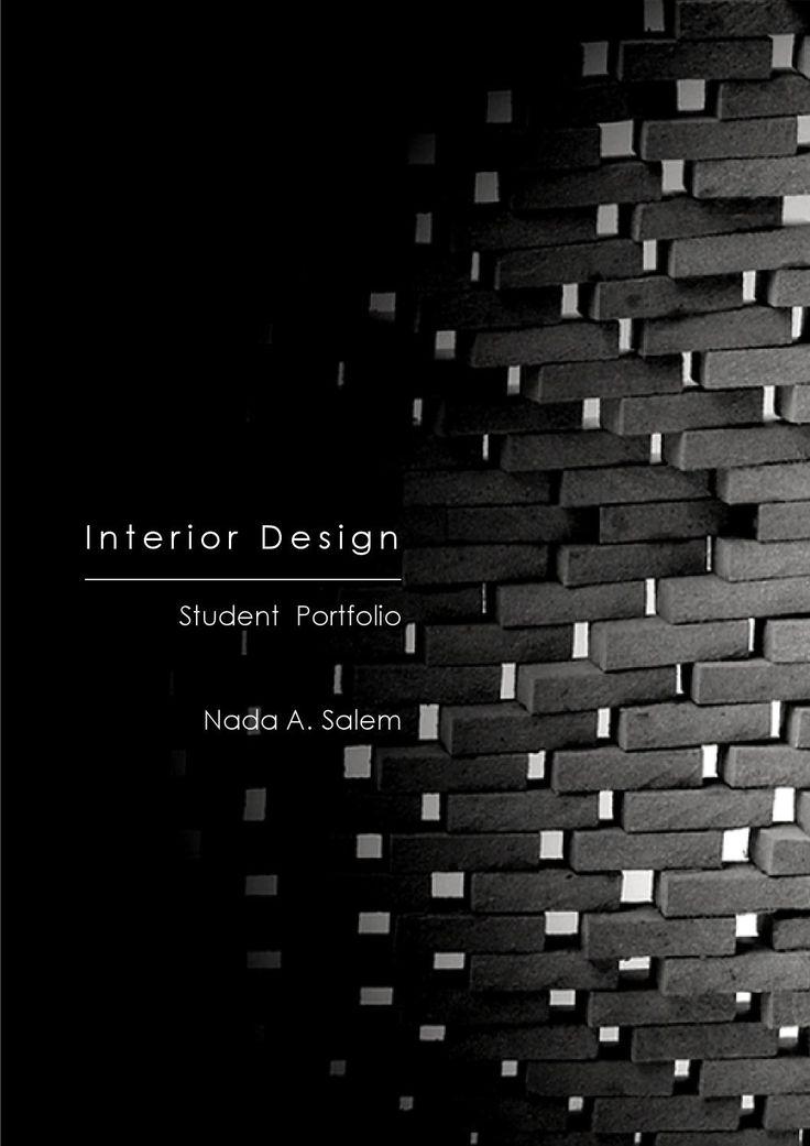 Best 25+ Interior design portfolios ideas on Pinterest | Interior ...