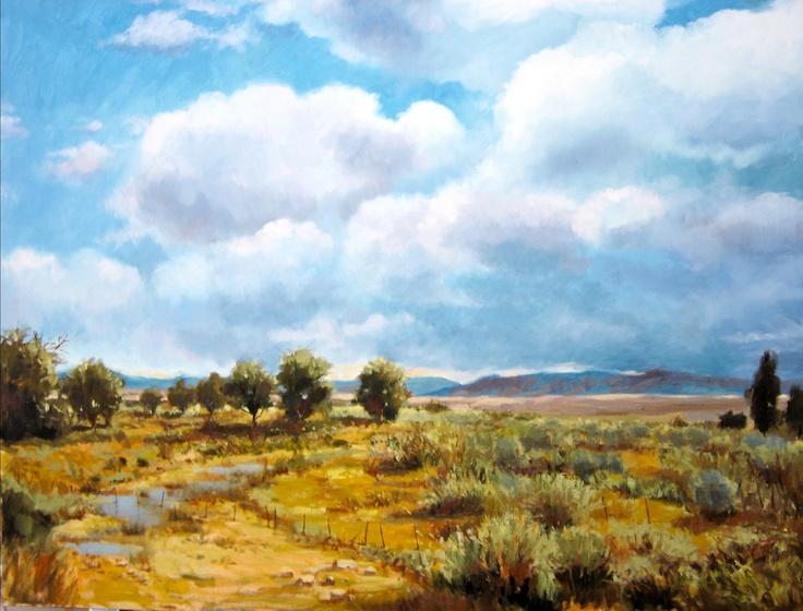 Rika De Klerk. Bushveld
