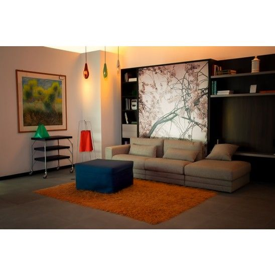 #Balù is totally versatile, fitting in every context or house's area! A #smart idea by #CiatDesign!