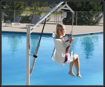 43 best images about handicap access pools on pinterest - Swimming pool wheelchair lift law ...