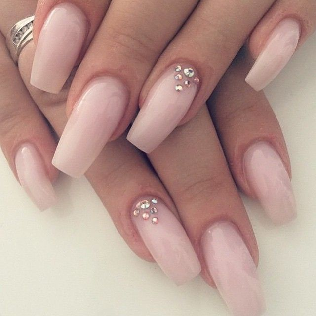 Acrylic Nails For Prom: 25+ Best Ideas About Prom Nails On Pinterest