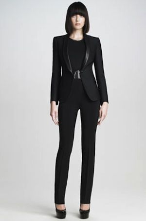Best 25  Women's suits ideas on Pinterest | Suits for women, Work ...