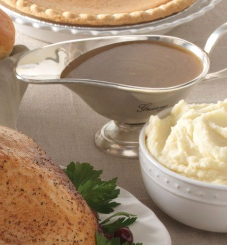 -  How to Make Perfect Pan Gravy  -  Get simply delicious gravy from your turkey's roasting    pan in 3 easy steps  -  See more at: http://ralphs.inspiredgathering.com/thanksgiving/party-plan-classic-thanksgiving-turkey-dinner   -  Classic Thanksgiving Turkey Dinner Party Plan -  Ralphs'