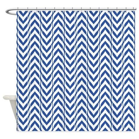 Natical Shower Curtains - anchor shower curtains