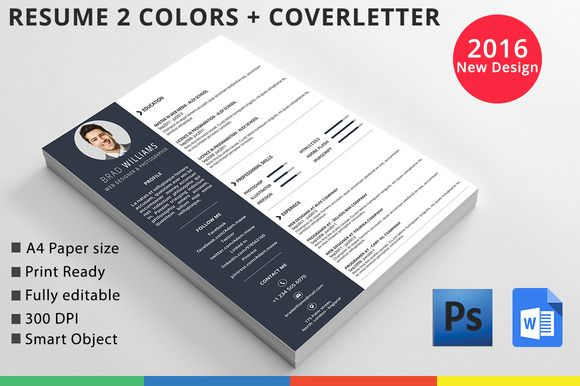 Resume by Creative Templates on @creativework247