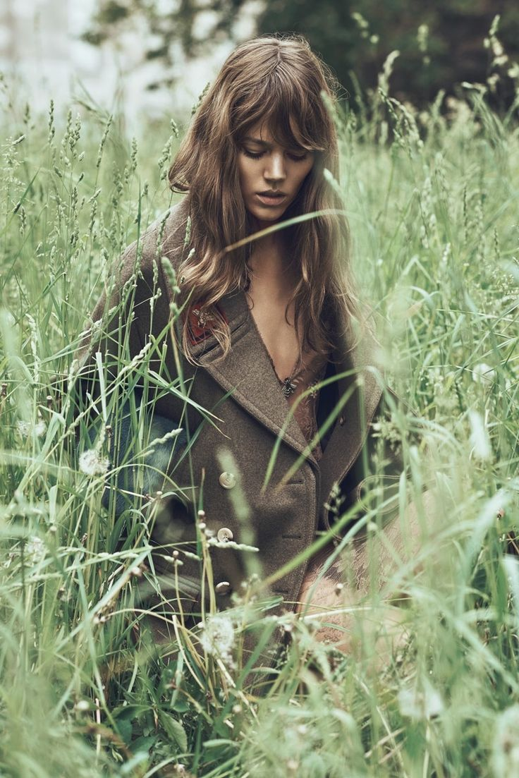 FREJA BEHA ERICHSEN LANDS WSJ. MAGAZINE'S SEPTEMBER 2015 COVER STORY