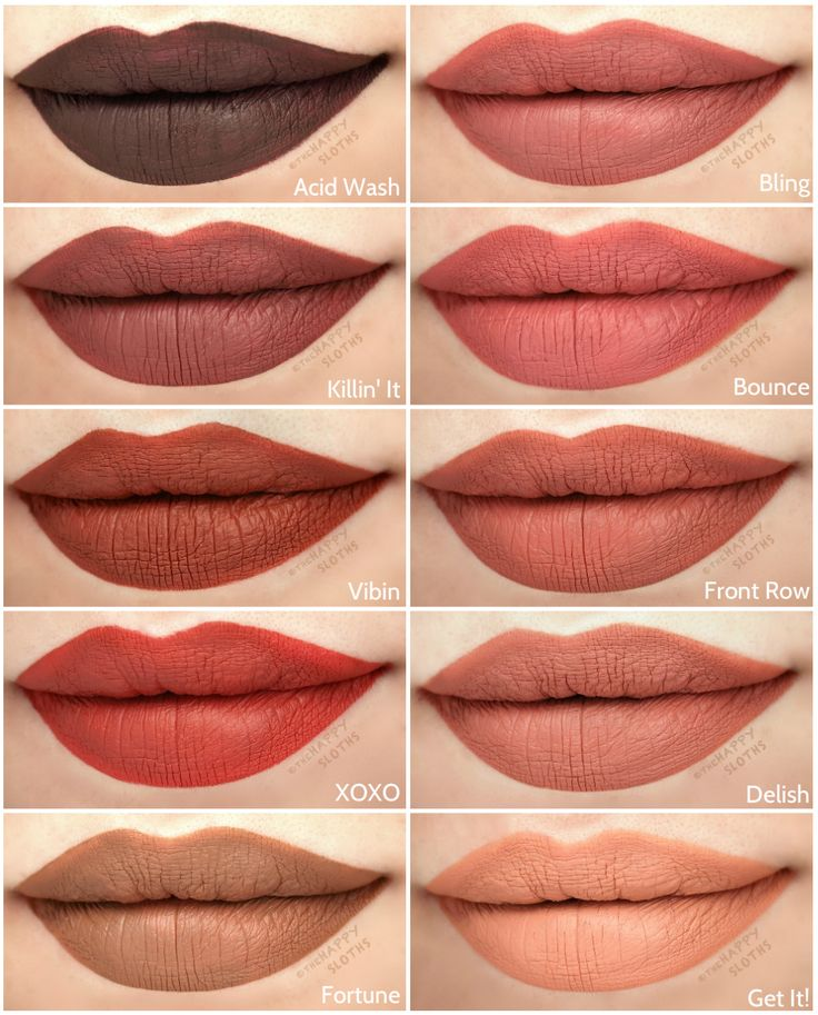 Tarte Tarteist Lip Paint: Review and Swatches