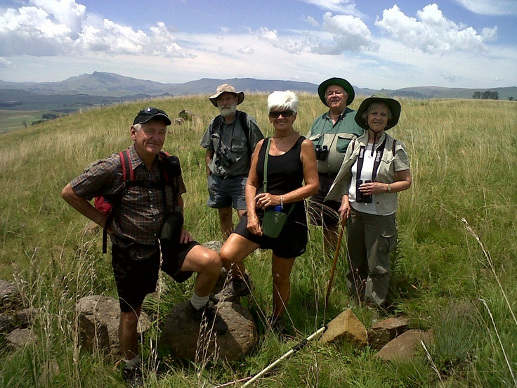Fort Nottingham hikers by Roy Tabernor  http://www.n3gateway.com/things-to-do/day-trips.htm