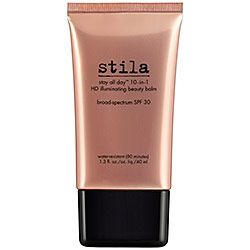 $38  Stay All Day® 10-In-One HD Illuminating Beauty Balm With Broad Spectrum SPF 30  ITEM # 1477264 SIZE 1.3 oz