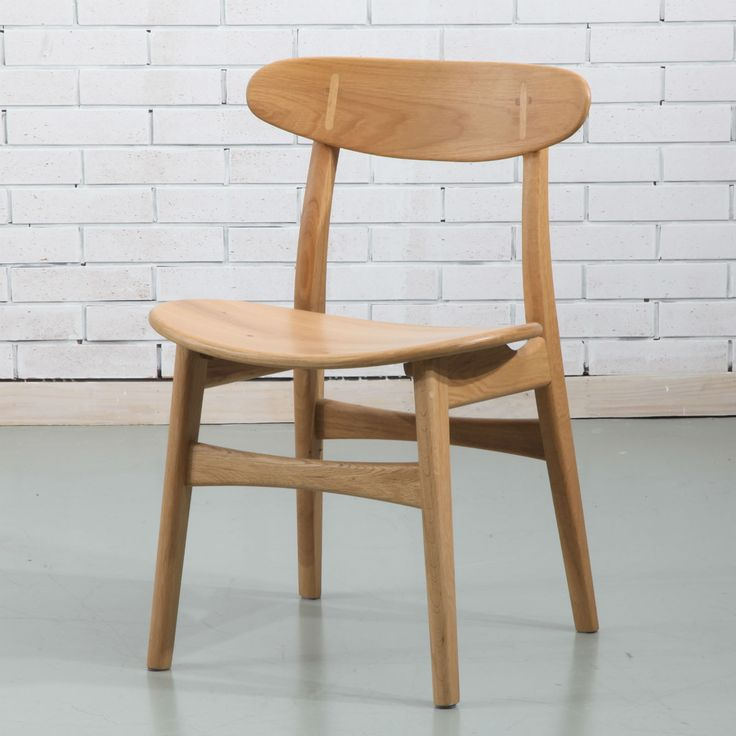 Astrid Solid Oak Dining Chair - Oak Seat - Cross Backrest - ICON BY DESIGN #iconbydesign #iconbydesignaustralia #redeemadeal #redadeal