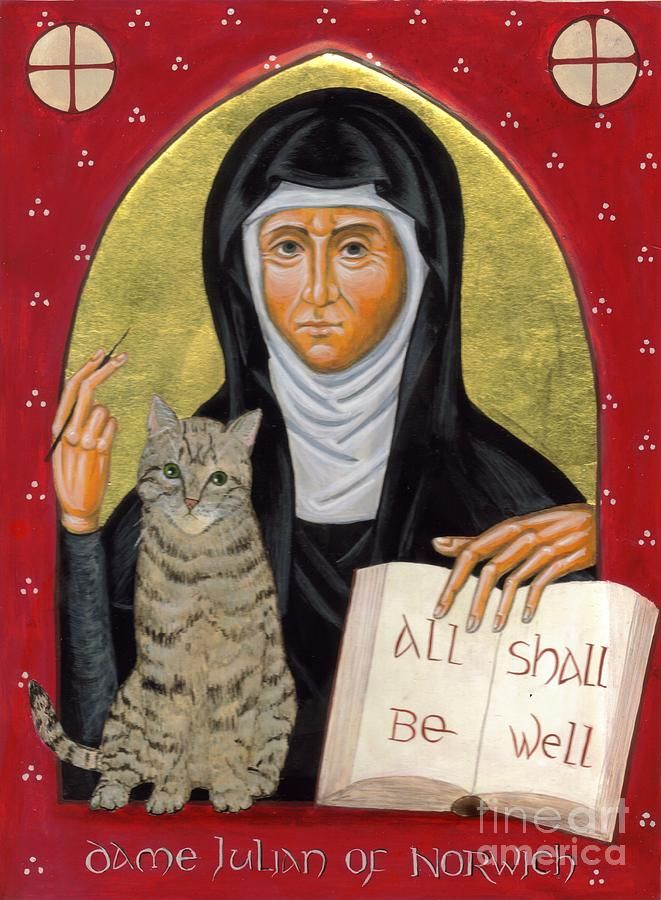 Two medieval saints who model Christian womanhood