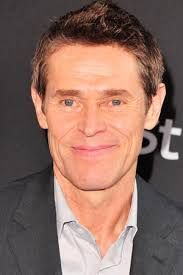 The 23rd Annual Critics' Choice Awards-Willem Dafoe an actor with an array of numerous films. He has been NOMINATED for Best Supporting Actor for his role in The Florida Project. Film Credits: Platoon (1986), To Live and Die in L.A. (1985), The English Patient (1996), American Psycho (2000), Spider-Man (2002), John Wick (2014), The Grand Budapest Hotel (2014), The Florida Project (2017). Voice roles; Finding Nemo (2003), Finding Dory (2016), Death Note (2017).