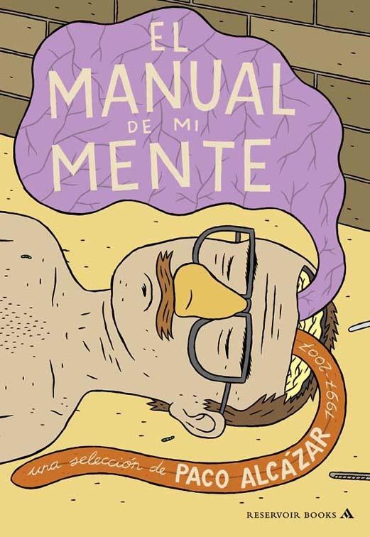 El manual de mi mente, de Paco Alcázar