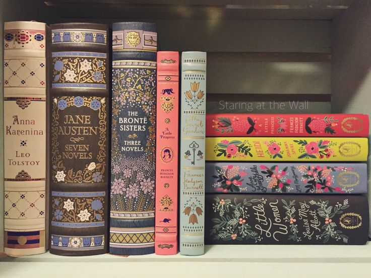 Classic collection of books