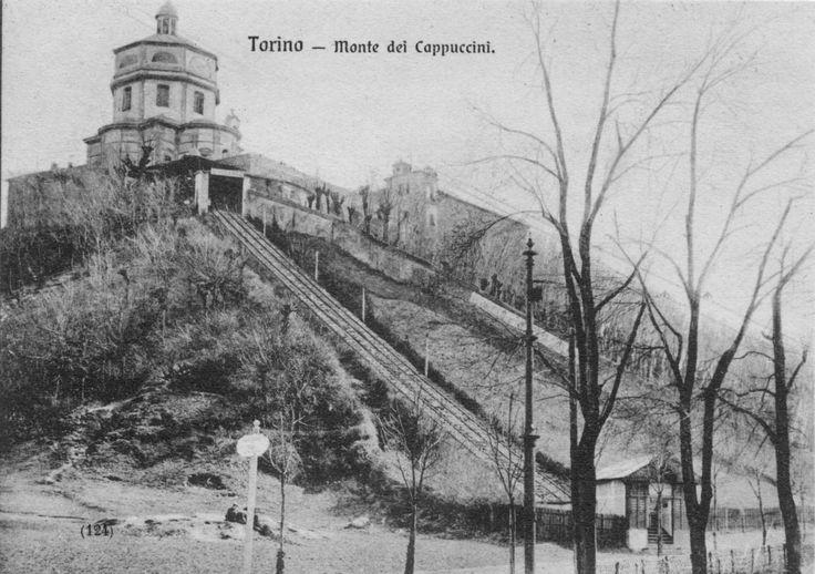 Monte dei Cappuccini - Torino Funicolare