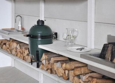 De Betonnen Buitenkeukens Van WWOO Een Feest Om Te Hebben En Nog  Onderhoudsvrij Ook! Outdoor KücheKochen ...