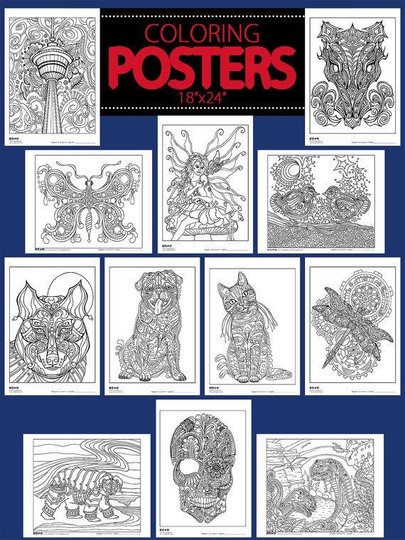 86 besten Coloring Resources Bilder auf Pinterest   Malbücher ...