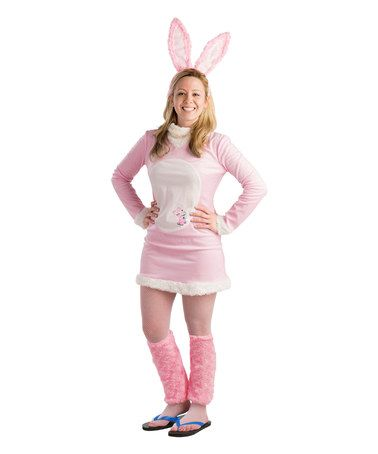 Love this Energizer Bunny Dress Costume - Women on #zulily! #zulilyfinds