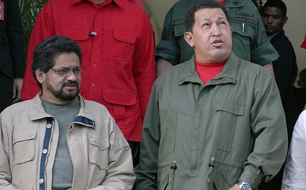 Las FARC se solidarizaron con Venezuela por la muerte de Hugo Chávez