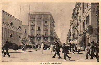 Abate Gimma street