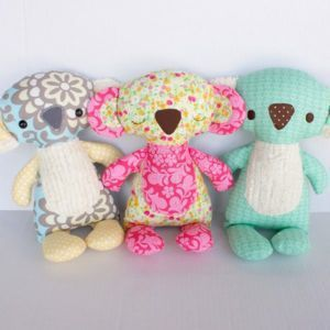Download Koby Koala Doll - 13 inch Sewing Pattern | Dolls & Clothing | YouCanMakeThis.com