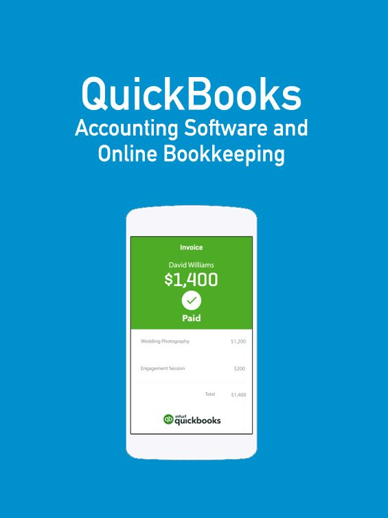 Small business owners often struggle with managing their bookwork, invoices, cash flow and so on.   QuickBooks, has all the features you need in managing your online bookkeeping so you can focus on what you do best.