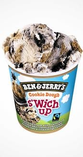 These Ben & Jerry's ice cream flavors aren't available in America.
