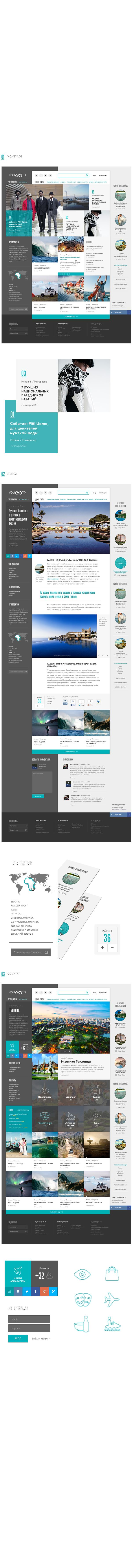 Yougoto by Great Simple, via Behance
