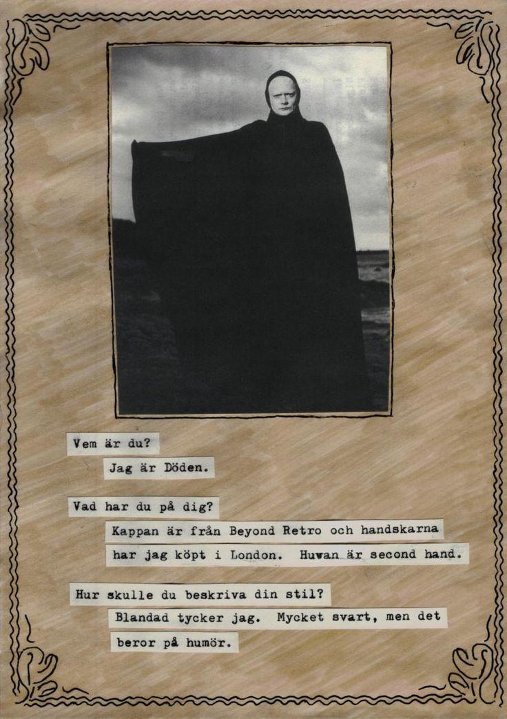 """""""Street fashion"""" by Edvin Lindströmfor Galago."""