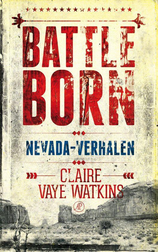 Claire Vaye Watkins, Amerikaanse schrijfster. Gezien in tv-programma 'Boeken op reis' van Wim Brands.