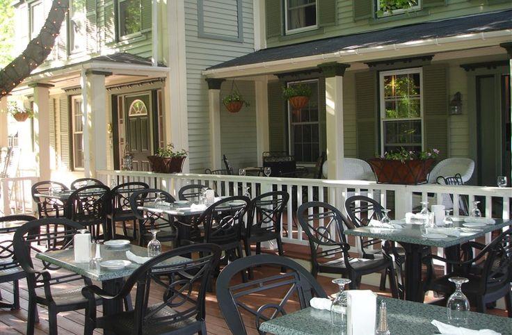 The Thistle Inn in Boothbay Harbor, Maine | B&B Rental