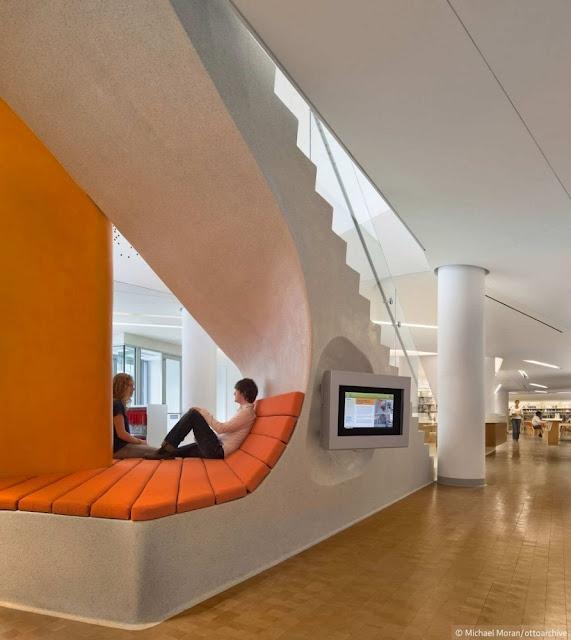 Les 25 Meilleures Id Es Concernant Architecture De Biblioth Que Publique Sur Pinterest