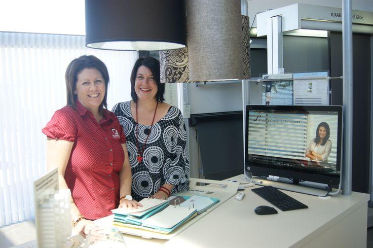 Luxaflex consultants at Glass Co WA
